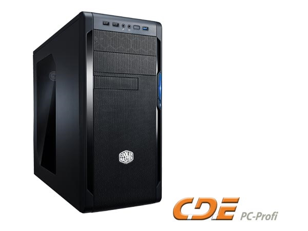 CDE Intel i5 7400 Coolermaster